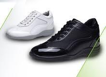 أحذية التنحيف والتطويل