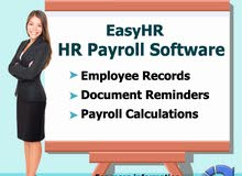 HR and Payroll Software for Dubai, UAE
