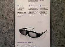 Philips 3D  max active glasses
