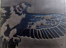 محفظة جلد فوسيل Fossil Leather Wallet
