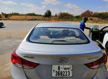 بيع سيارة نوع الينترا 2013 محلية زواق الدار