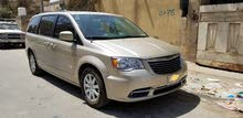 Gold Chrysler Town & Country 2014 for sale