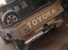 km mileage Toyota Land Cruiser for sale