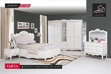 غرفة نوم اقساط بتصميم عصري