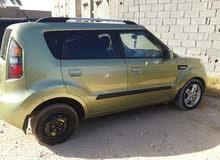 Kia Soul car for sale 2010 in Al-Khums city