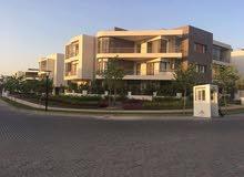 شقة في تاج سيتي 123 متر للبيع بالتقسيط