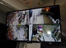 أحدث و أفضل أنواع كاميرات المراقبة والاولى عالميا وبدقة وضوح رقم السيارة ظمان سن