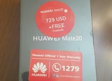 Huawei Mate 20 (new)