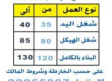 شركة مقاولات في (بركاء) إدارة عمانية بجودة عالية وأسعار مناسبة