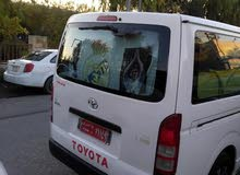White Toyota Hiace 2008 for sale