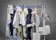 علاق ملابس للاطفال للتغليف