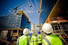 بناء دور سكنية وبنايات