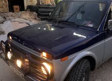 Lada Niva car is available for sale, the car is in Used condition