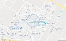 شقه للإيجار في مدينه سعد العبدالله قطعه 8 شارع 816