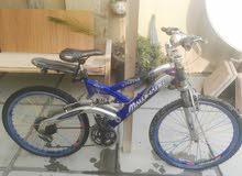 دراجة هوائية رائعه