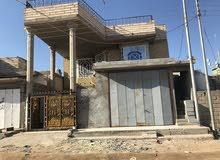 بيت طابقين نضيف مع محل تجاري للبيع التنومه حي الشهداء