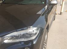 BMW X6 5.0 Full Option under warranty and service contract