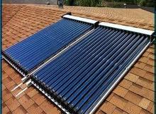 طاقة شمسية انظمة تسخين الماء الفائقة