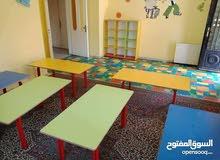 تجهيز اثاث حضانات و مدارس من المشغل مباشرة