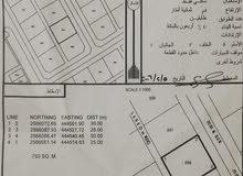 ارض مستويه قريبه من بوادي عبري/وسكنات الكليه/ في منطقه عامره