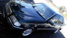Automatic Green Mercedes Benz 1995 for sale