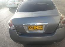 Gasoline Fuel/Power   Nissan Altima 2008