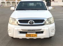 Available for sale! 0 km mileage Toyota Hilux 2010