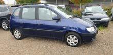 للبيع سيارة هونداي لون ازرق 2006