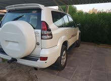 Automatic White Toyota 2005 for sale
