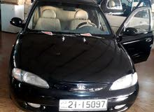 Renting Hyundai cars, Avante 1999 for rent in Amman city