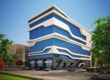 مبنى اداري للايجار بالقرب من شارع ال90 والمستشفى الجوي ،التجمع الخامس،القاهرة ال