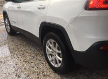 km Jeep Cherokee 2017 for sale