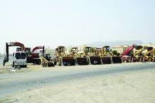 مزاد معدات ثقيلة وشاحنات وخردة حديد