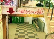 محل 50م علي شارع المنشية الطوابق فيصل