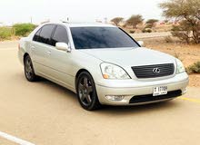 Silver Lexus LS 2001 for sale
