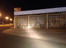 مجمع تجاري في قرية البديع تابعة لمحافظة ظباء