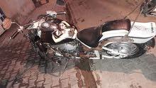 Used Yamaha motorbike up for sale in Basra