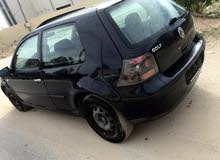 2004 Used Golf with Manual transmission is available for sale