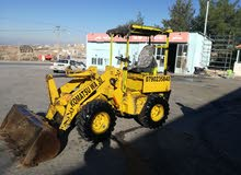 A Bulldozer that's condition Used is up for sale
