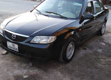 Gasoline Fuel/Power   Mazda 323 2002