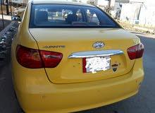 سياره تاكسي هونداي افانتي للبيع موديل 2010