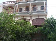 منزل للبيع بقرية ميت محسن