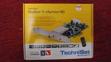 skystar 2 express hd داخلى للاجهزة الدسكتوب