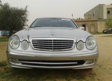 Mercedes Benz E500 Used in Zawiya