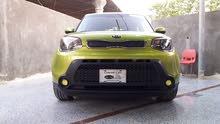 Manual Green Kia 2015 for sale