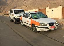 Gasoline Fuel/Power   Hyundai Elantra 2005
