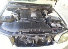 الكزس LS 400  الماني مدل 1999 مجدد حاله نظيف جديد