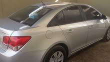 Chevrolet Cruze 2011 For sale - Silver color