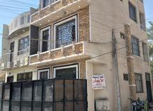 شقة ارضية جديدة درجة اولى للايجار في المنصور بسعر مناسب بدون دلال