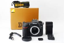 Nikon D7200 Dlsr Camra (Only Body) professional Camra. Same New condition All pr